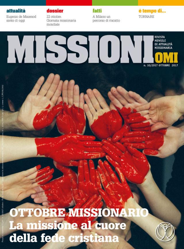 Rivista Missioni OMI – Ottobre 2017